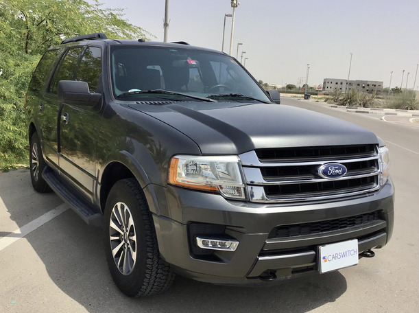 Used 2016 Ford Expedition for sale in abudhabi