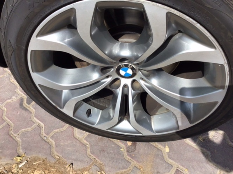 Used 2013 BMW X5 for sale in abudhabi