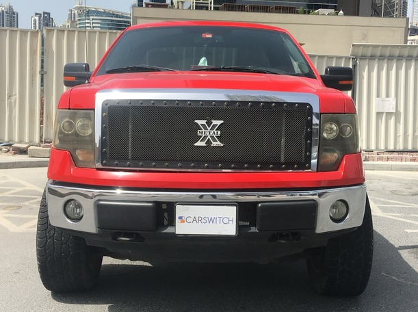 Used 2012 Ford F150 for sale in dubai