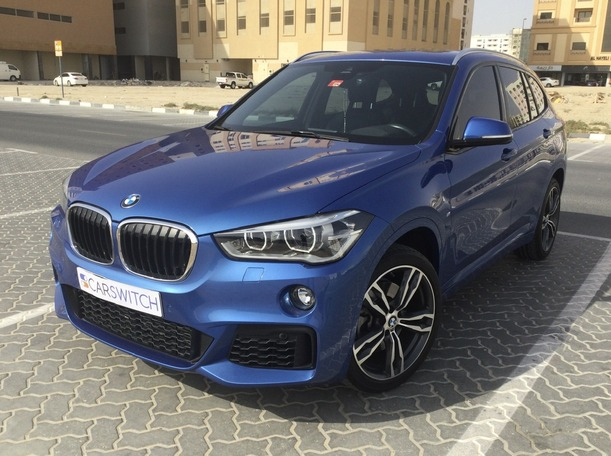 Used 2018 BMW X1 for sale in dubai