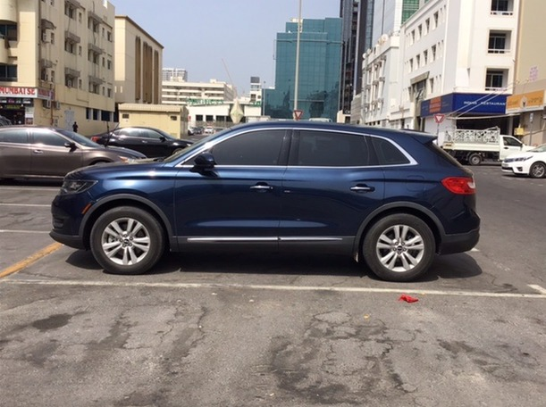 Used 2017 Lincoln MKX for sale in dubai