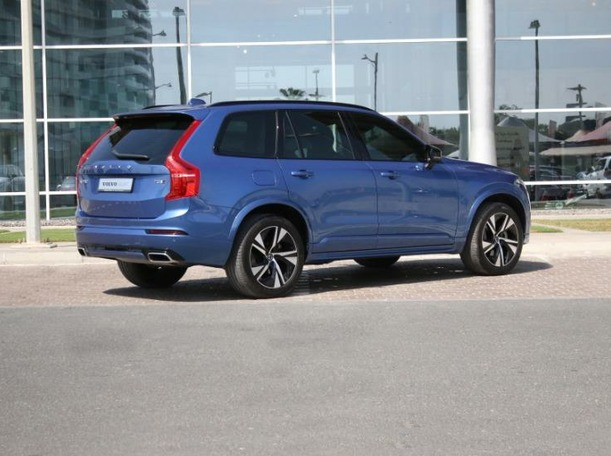 Used 2019 Volvo XC90 for sale in abudhabi