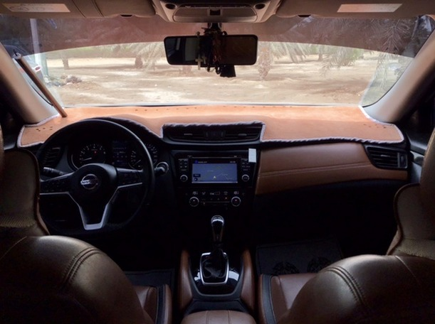 Used 2019 Nissan X-Trail for sale in abudhabi