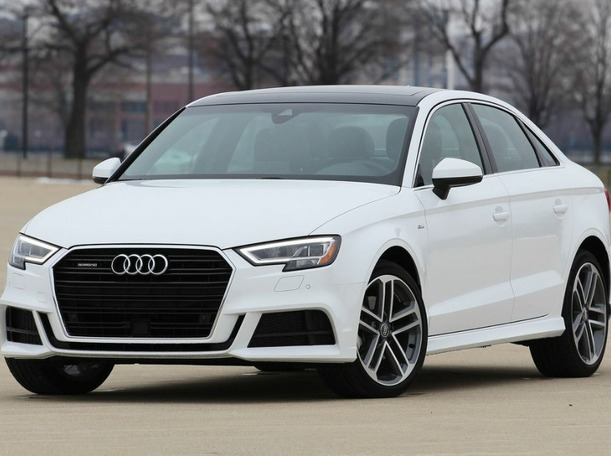 Used 2017 Audi A3 for sale in abudhabi