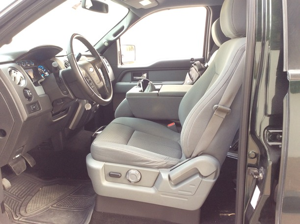 Used 2014 Ford F150 for sale in dubai