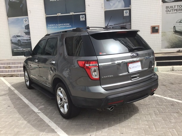 Used 2014 Ford Explorer for sale in abudhabi