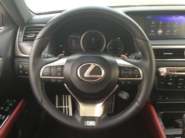 Used 2020 Lexus GS350 for sale in sharjah
