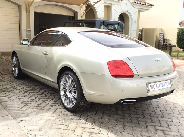 Used 2010 Bentley Continental for sale in dubai