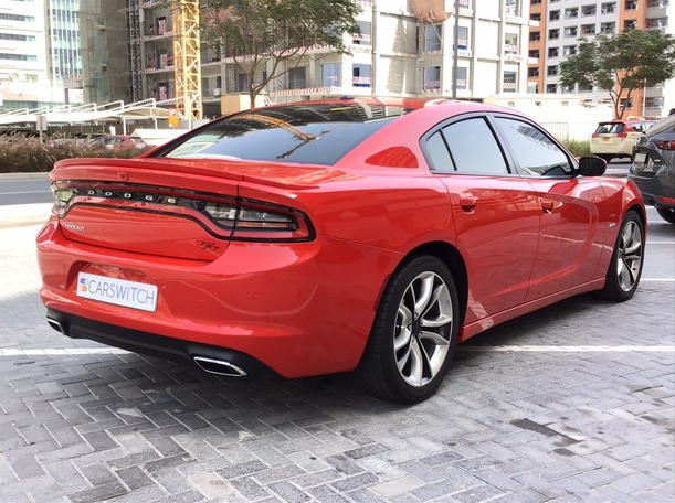 Used 2015 Dodge Charger for sale in dubai