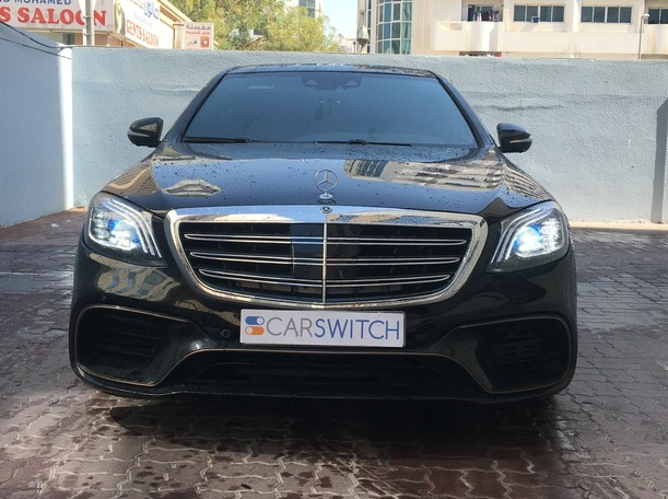 Used 2017 Mercedes S550 for sale in dubai
