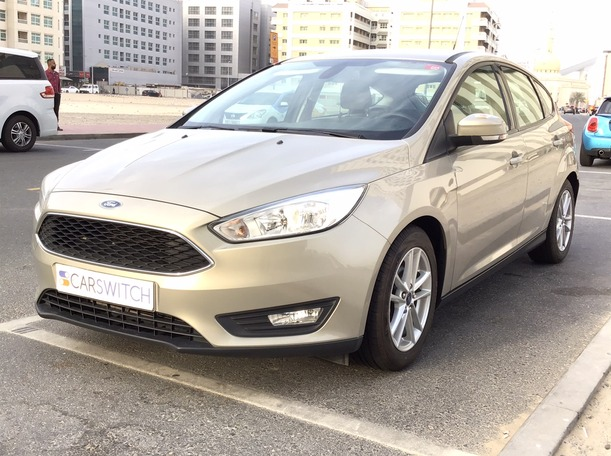 Used 2015 Ford Focus for sale in dubai