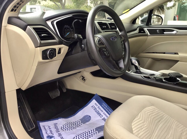 Used 2016 Ford Fusion for sale in abudhabi