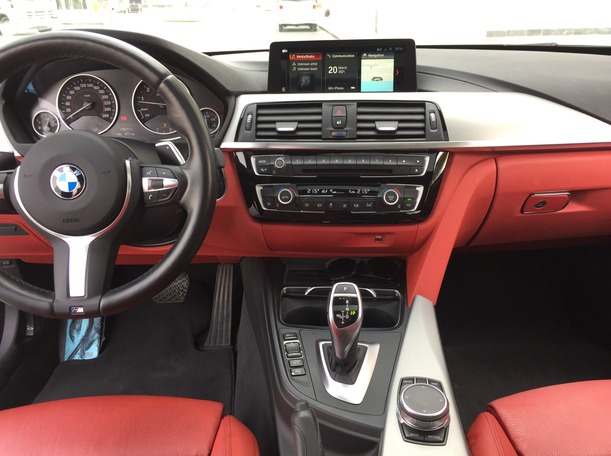 Used 2018 BMW 430 for sale in dubai