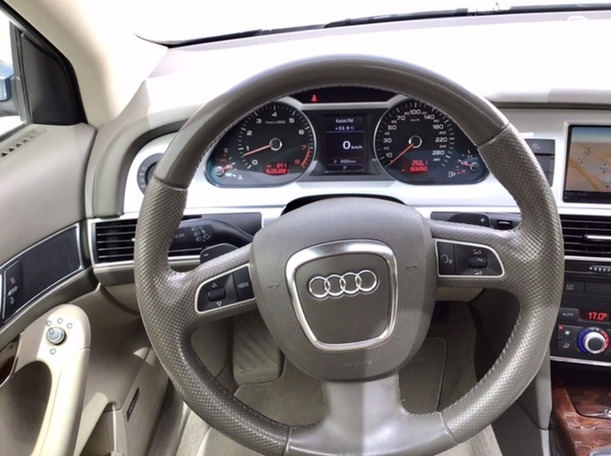 Used 2010 Audi A6 for sale in abudhabi