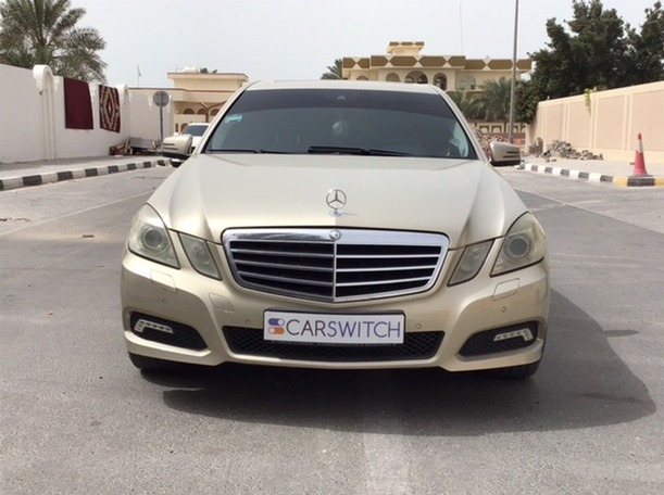 Used 2010 Mercedes E300 for sale in sharjah