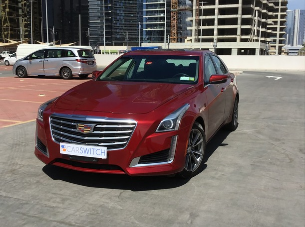 Used 2018 Cadillac CTS for sale in dubai