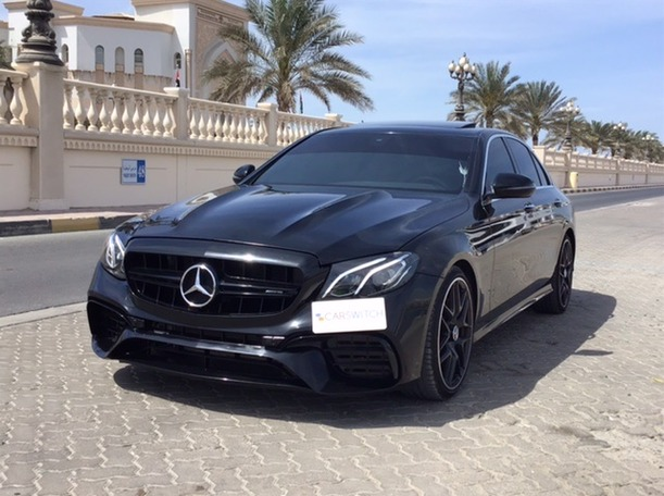 Used 2017 Mercedes E300 for sale in sharjah