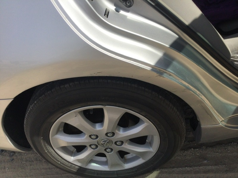 Used 2010 Toyota Camry for sale in sharjah