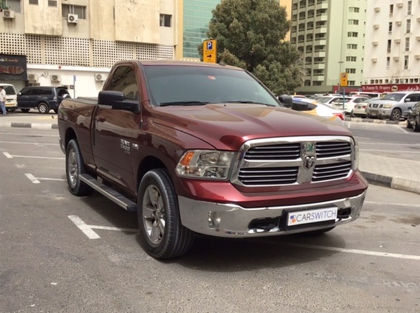 Used 2019 Dodge RAM for sale in sharjah