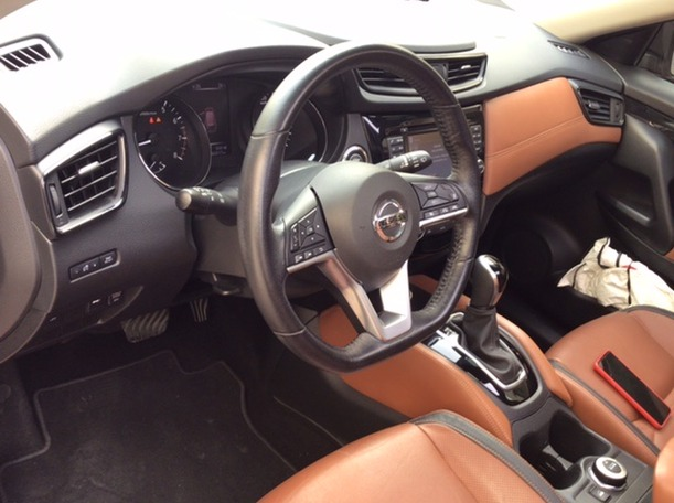 Used 2018 Nissan X-Trail for sale in abudhabi
