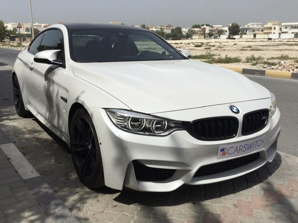 Used 2016 BMW M4 for sale in sharjah