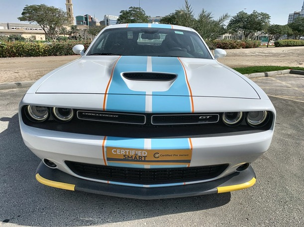 Used 2019 Dodge Challenger for sale in sharjah