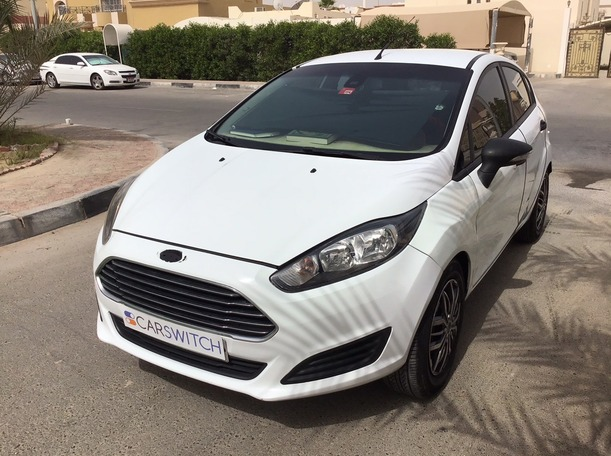 Used 2015 Ford Fiesta for sale in abudhabi