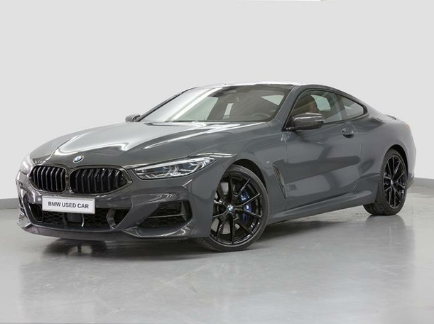 Used 2019 BMW 850 for sale in dubai