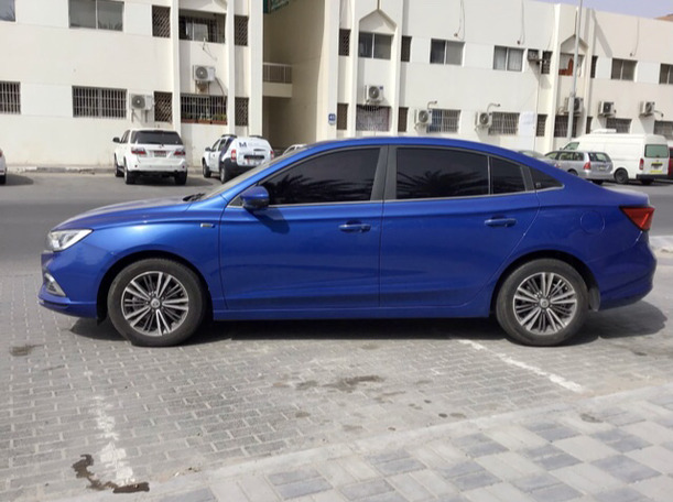 Used 2020 MG 5 for sale in abudhabi