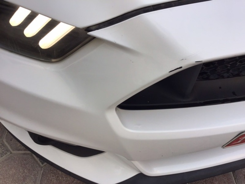 Used 2015 Ford Mustang for sale in abudhabi