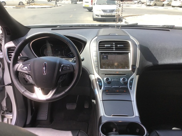 Used 2018 Lincoln MKX for sale in dubai