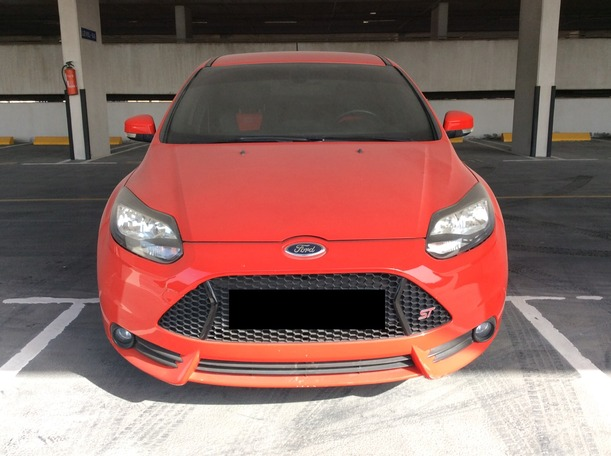 Used 2014 Ford Focus for sale in dubai