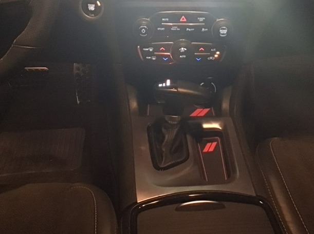 Used 2017 Dodge Charger for sale in abudhabi