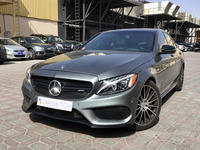Used 2018 Mercedes C43 AMG for sale in abudhabi