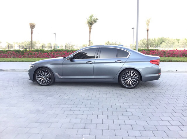 Used 2017 BMW 540 for sale in dubai