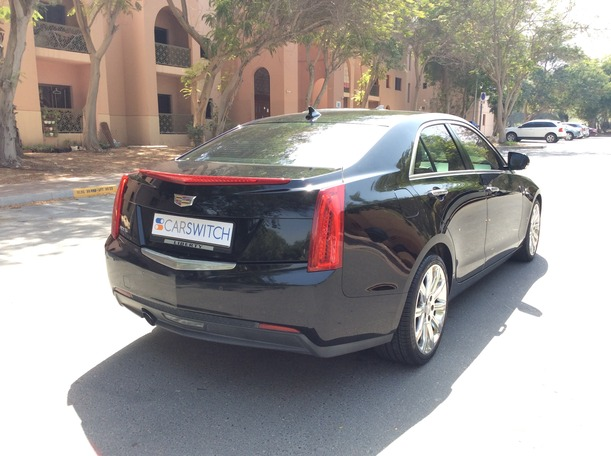 Used 2015 Cadillac ATS for sale in dubai