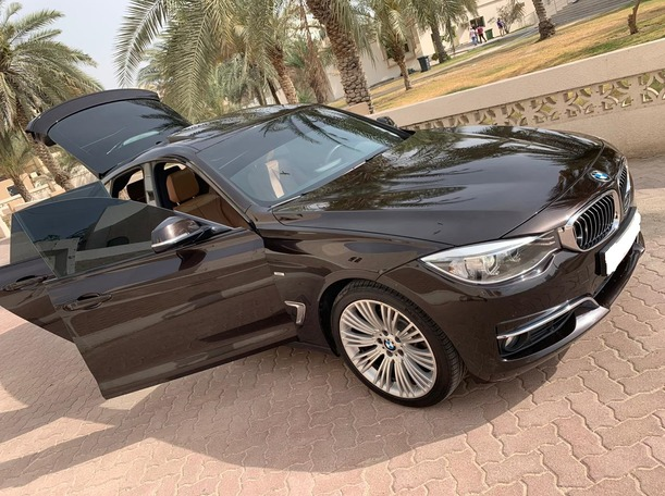 Used 2014 BMW 320 for sale in abudhabi