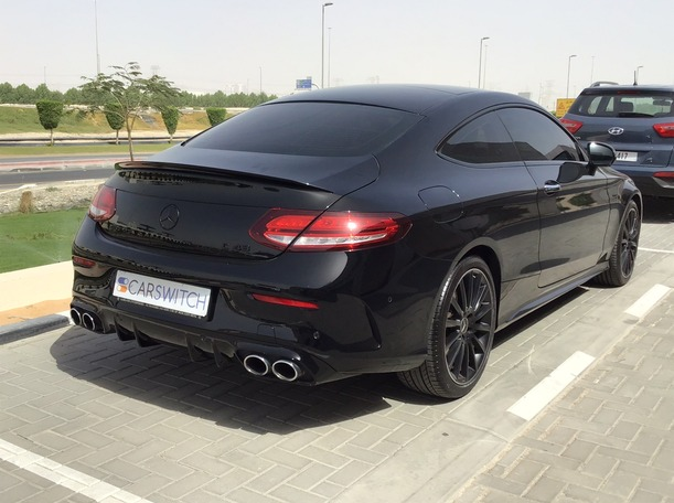 Used 2019 Mercedes C43 AMG for sale in dubai