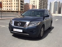 Used 2016 Nissan Pathfinder for sale in dubai