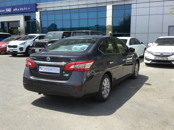 Used 2015 Nissan Sentra for sale in dubai