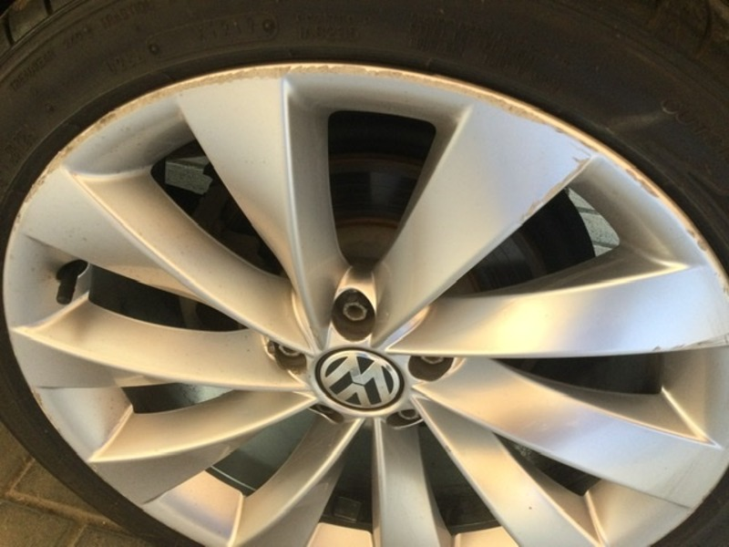 Used 2013 Volkswagen CC for sale in sharjah