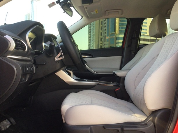 Used 2020 Mitsubishi Eclipse Cross for sale in sharjah