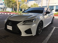 Used 2016 Lexus GSF for sale in dubai