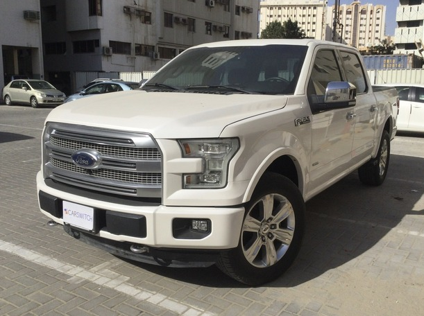 Used 2016 Ford F150 for sale in sharjah