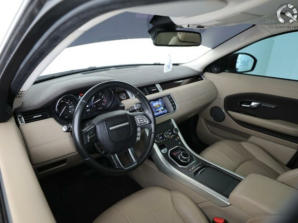 Used 2017 Range Rover Evoque for sale in sharjah