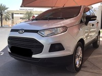 Used 2015 Ford EcoSport for sale in abudhabi