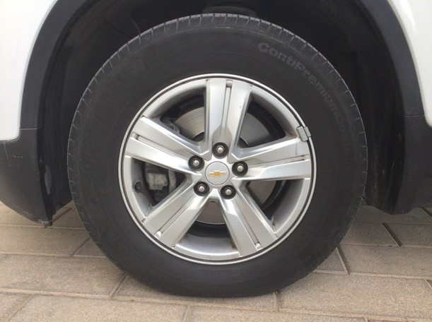 Used 2017 Chevrolet Trax for sale in sharjah