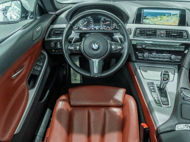 Used 2016 BMW 650 for sale in dubai