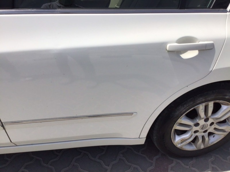 Used 2012 Nissan Altima for sale in sharjah