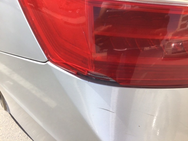 Used 2014 Honda Accord for sale in sharjah